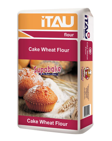 Cake Wheat Flour - Sizes Available: 10x1kg,4x2.5kg, 4x5kg, 10kg, 12.5kg, 25kg, 50kg