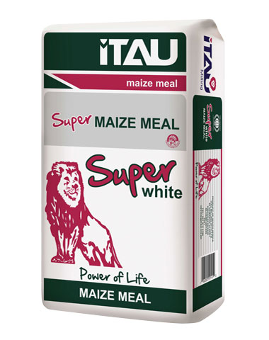 Super Maize Meal - Sizes Available: 10x1kg, 4x2.5kg, 4x5kg, 5kg, 10kg, 12.5kg, 25kg, 50kg, 80kg